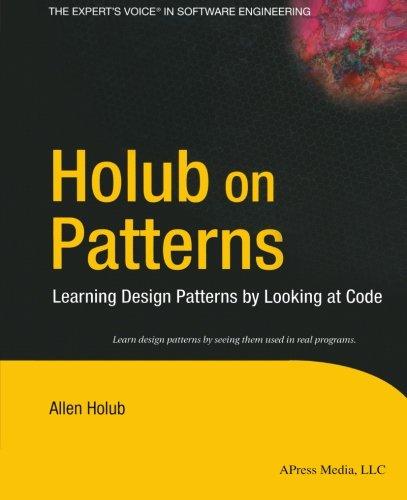 Architecture Design Java allen holub: training/consulting/programming: agile, architecture